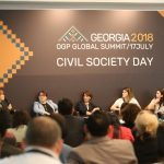 CSO day at 5th Open Government Partnership Global Summit
