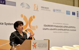 Governments must join hands with civil society and the private sector to ensure equal access to justice for all