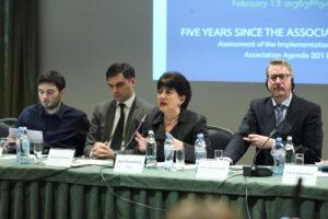 Assessment of Implementation of EU-Georgia Association Agenda