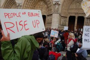 Europe, Please Wake Up