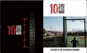 ათი წელი აგვისტოს ომიდან: დაზარალებულთა მდგომარეობა საქართველოში