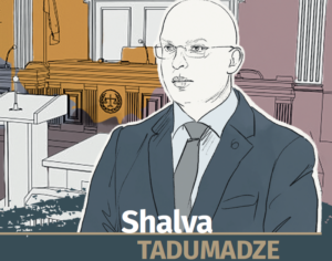 Open Society Georgia Foundation on Cooperation with Shalva Tadumadze