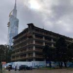 ბათუმის ბულვარში სასტუმროს მშენებლობის დაუყოვნებლივ შეჩერების მოთხოვნის თაობაზე