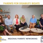 Organizations of parents of children with disabilities from 8 countries in Georgia